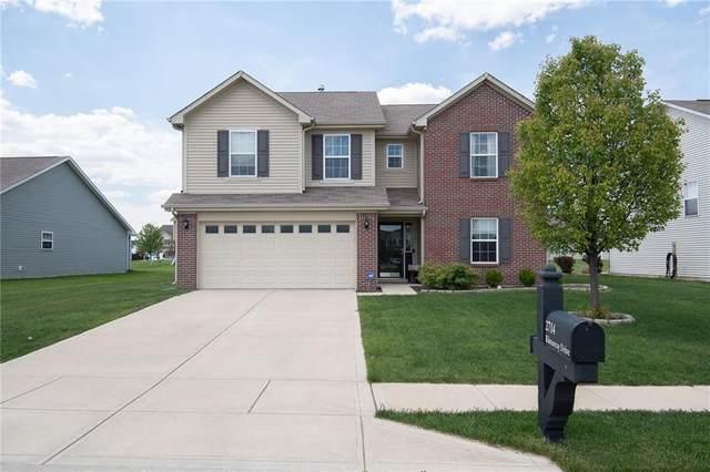 2714 Kilmurray Drive, Brownsburg, IN 46112 (MLS #21785851) :: Keller & Corbett Real Estate