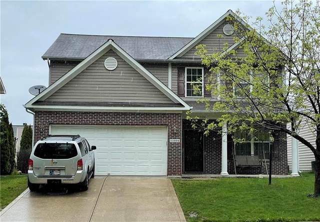 11034 Schoolhouse Road, Fishers, IN 46037 (MLS #21785873) :: Keller & Corbett Real Estate
