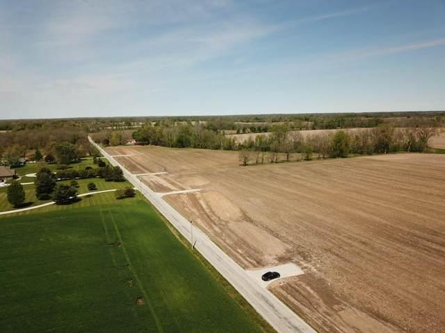 8100 W County Road 150 S, Coatesville, IN 46121 (MLS #21785875) :: Keller & Corbett Real Estate