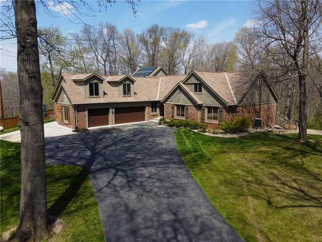 144 Sylvan Trail, Noblesville, IN 46060 (MLS #21785919) :: Mike Price Realty Team - RE/MAX Centerstone