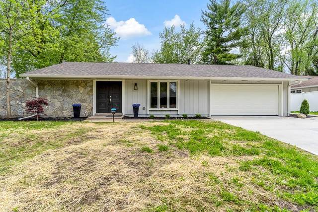 1625 Northbrook Drive, Indianapolis, IN 46260 (MLS #21785920) :: RE/MAX Legacy