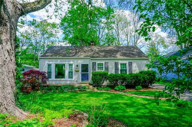 5649 Indianola Avenue, Indianapolis, IN 46220 (MLS #21785967) :: RE/MAX Legacy