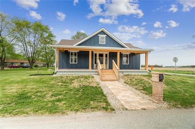 5286 W Us 40 Highway, Greenfield, IN 46140 (MLS #21785989) :: Keller & Corbett Real Estate
