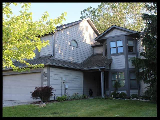 3118 River Bay Drive N, Indianapolis, IN 46240 (MLS #21786075) :: RE/MAX Legacy