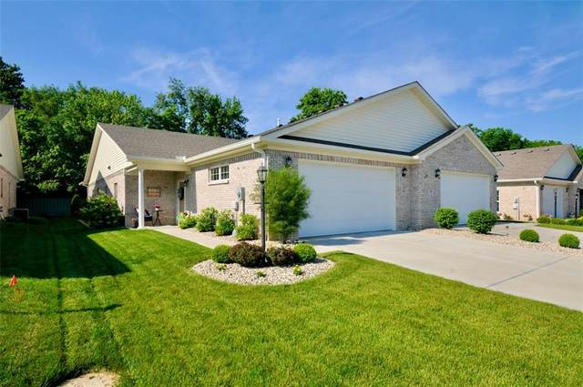 3363 Luke's Way, Greenwood, IN 46143 (MLS #21786077) :: Mike Price Realty Team - RE/MAX Centerstone