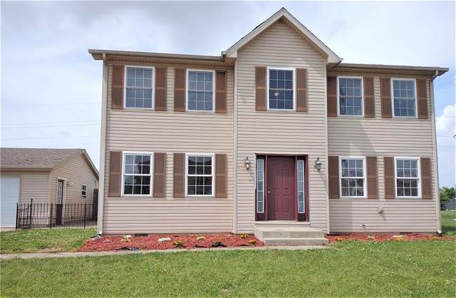 3370 N Orchard Valley D, Columbus, IN 47203 (MLS #21786078) :: RE/MAX Legacy