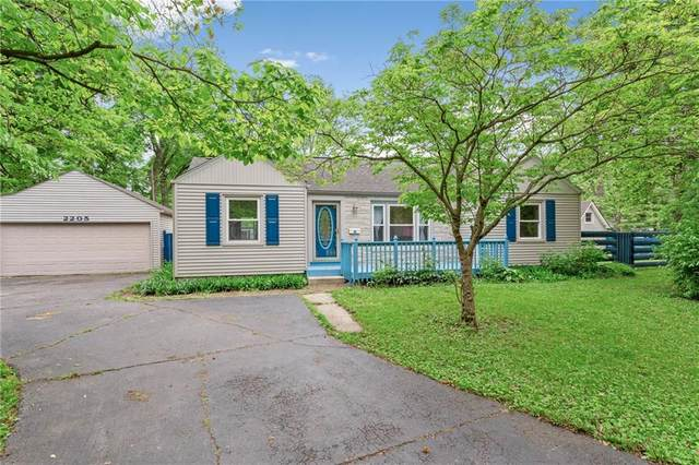 2205 Durham Drive, Indianapolis, IN 46220 (MLS #21786092) :: Heard Real Estate Team | eXp Realty, LLC