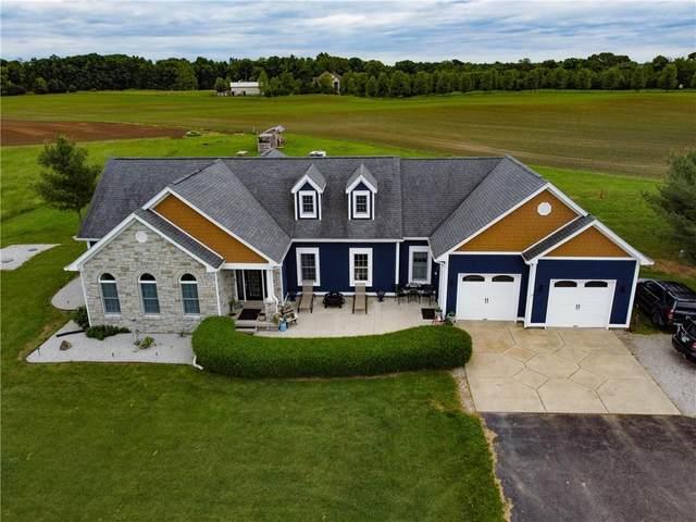 4909 W State Road 135, Trafalgar, IN 46181 (MLS #21786153) :: Anthony Robinson & AMR Real Estate Group LLC