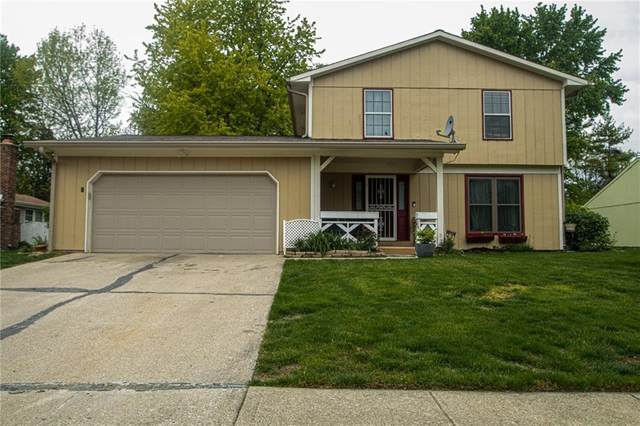 4114 Hollow Creek Drive, Indianapolis, IN 46268 (MLS #21786183) :: RE/MAX Legacy