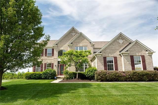 3790 Dolan Way, Carmel, IN 46074 (MLS #21786186) :: Keller & Corbett Real Estate