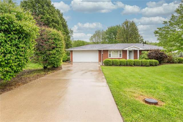 3112 Jay Drive, Anderson, IN 46012 (MLS #21786188) :: Mike Price Realty Team - RE/MAX Centerstone