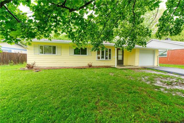 8102 E Penway Street, Indianapolis, IN 46226 (MLS #21786197) :: RE/MAX Legacy