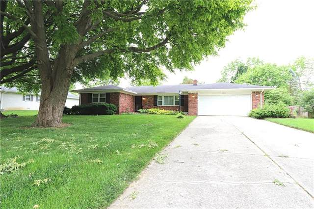 2237 Colt Road, Indianapolis, IN 46227 (MLS #21786209) :: The ORR Home Selling Team