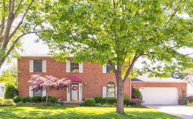 3560 Holly Court N, Columbus, IN 47203 (MLS #21786220) :: RE/MAX Legacy
