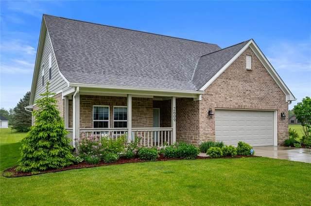2609 Deer Creek Drive, Anderson, IN 46011 (MLS #21786243) :: Richwine Elite Group