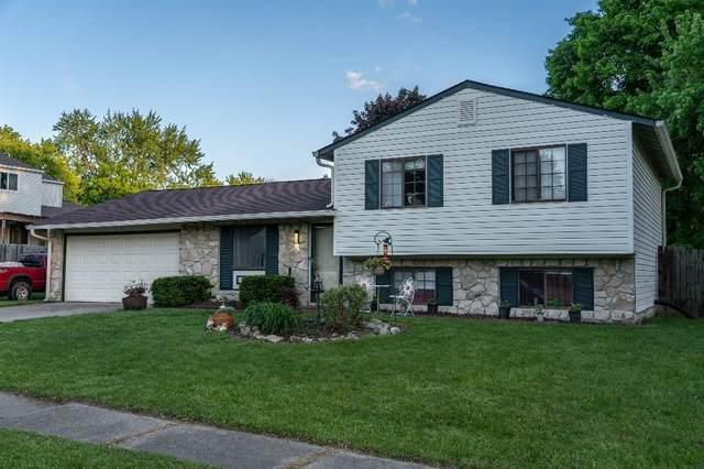 817 Brevard Drive, Indianapolis, IN 46217 (MLS #21786260) :: Ferris Property Group
