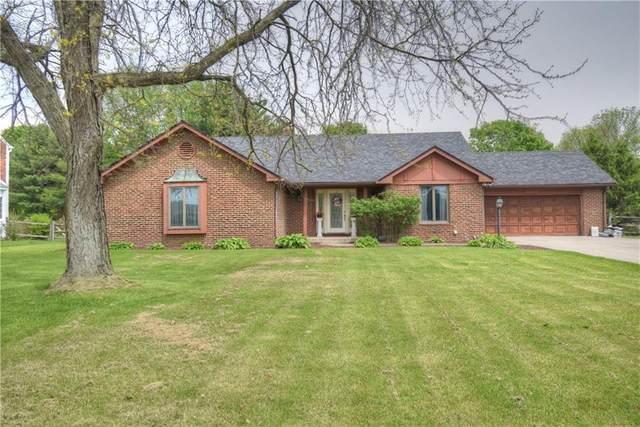 15209 Oak Ridge Road, Carmel, IN 46032 (MLS #21786290) :: Keller & Corbett Real Estate
