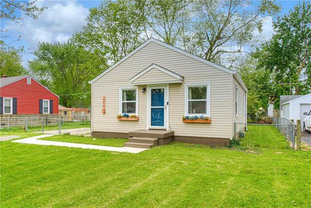 478 S Rochester Avenue, Indianapolis, IN 46241 (MLS #21786298) :: Anthony Robinson & AMR Real Estate Group LLC