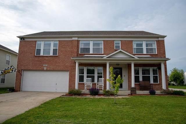 9832 Hidden Hills Lane, Indianapolis, IN 46234 (MLS #21786301) :: Heard Real Estate Team | eXp Realty, LLC