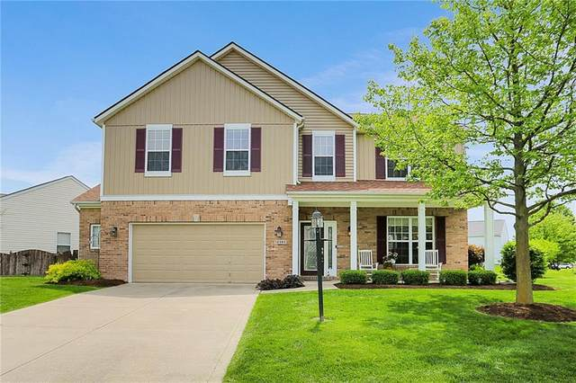 12302 Quarry Face Court, Fishers, IN 46037 (MLS #21786320) :: Dean Wagner Realtors