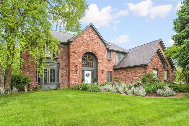 1530 Continental Drive, Zionsville, IN 46077 (MLS #21786331) :: AR/haus Group Realty
