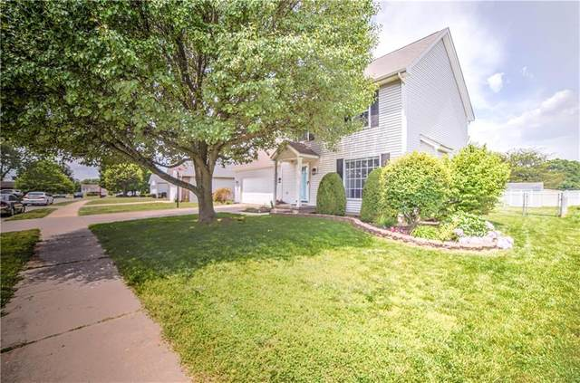 5962 Kennesaw Trail, Columbus, IN 47203 (MLS #21786359) :: Keller & Corbett Real Estate