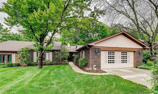 5210 Fawn Hill Court, Indianapolis, IN 46226 (MLS #21786365) :: Keller & Corbett Real Estate