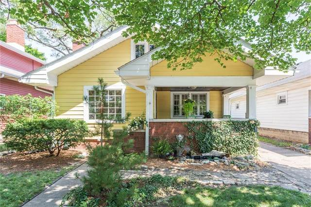 729 Wallace Avenue, Indianapolis, IN 46201 (MLS #21786379) :: AR/haus Group Realty