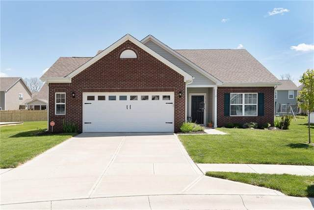 18147 Pate Hollow Court, Westfield, IN 46074 (MLS #21786383) :: Mike Price Realty Team - RE/MAX Centerstone