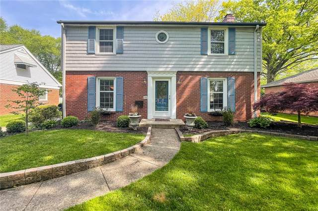 1148 E 58th Street, Indianapolis, IN 46220 (MLS #21786393) :: Heard Real Estate Team | eXp Realty, LLC