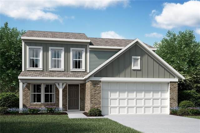 3556 Snowdon Drive, Westfield, IN 46074 (MLS #21786415) :: Mike Price Realty Team - RE/MAX Centerstone