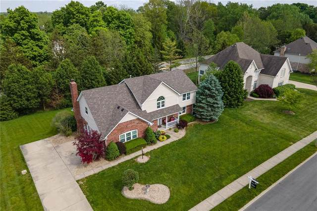 14411 Salem Drive E, Carmel, IN 46033 (MLS #21786418) :: Mike Price Realty Team - RE/MAX Centerstone