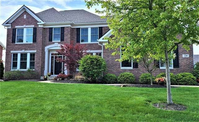 3209 Wildlife Trail, Zionsville, IN 46077 (MLS #21786421) :: Mike Price Realty Team - RE/MAX Centerstone