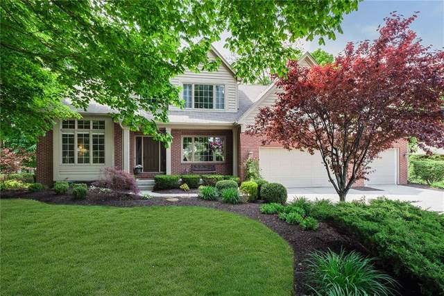 811 Pebble Brook Place, Noblesville, IN 46062 (MLS #21786426) :: RE/MAX Legacy