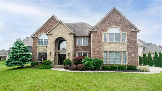 14625 Normandy Way, Fishers, IN 46040 (MLS #21786433) :: Heard Real Estate Team | eXp Realty, LLC