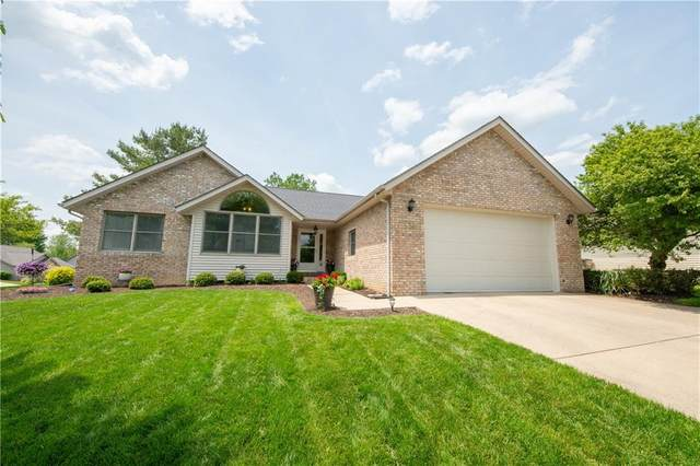 530 Oakbrook Drive, Columbus, IN 47201 (MLS #21786445) :: Mike Price Realty Team - RE/MAX Centerstone