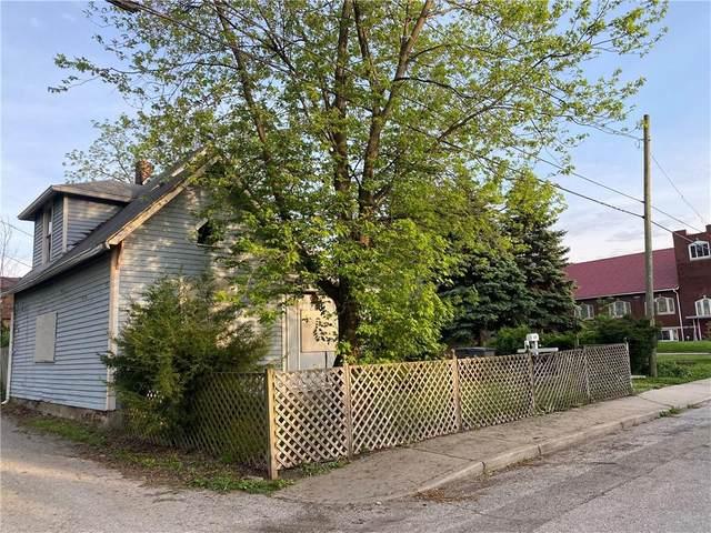 815 Grove Avenue, Indianapolis, IN 46203 (MLS #21786447) :: Dean Wagner Realtors