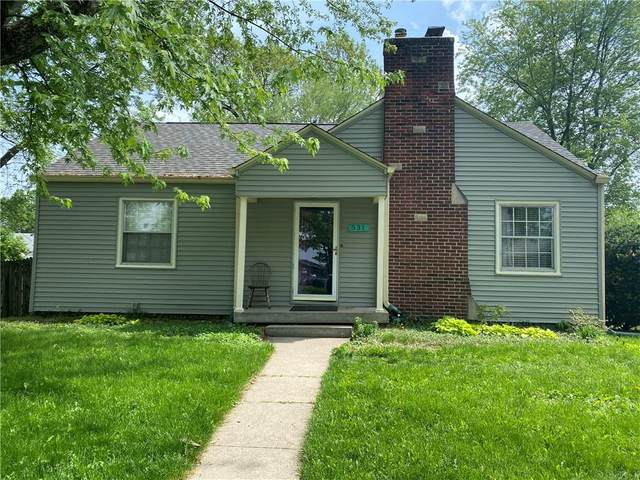 531 E Edwards Avenue, Indianapolis, IN 46227 (MLS #21786451) :: Mike Price Realty Team - RE/MAX Centerstone