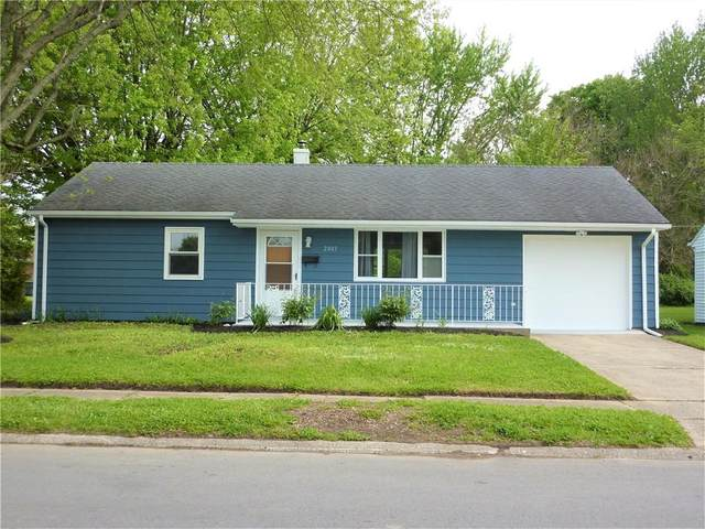 2803 W 18TH Street, Anderson, IN 46011 (MLS #21786462) :: Mike Price Realty Team - RE/MAX Centerstone