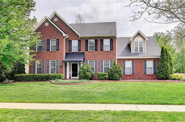 662 Halleck Way, Indianapolis, IN 46234 (MLS #21786464) :: Mike Price Realty Team - RE/MAX Centerstone