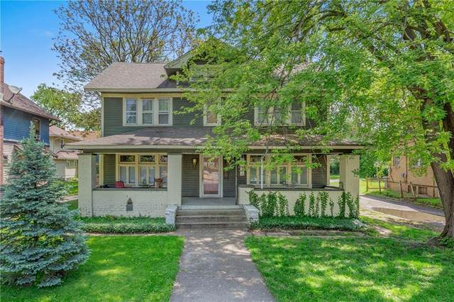 3493 Birchwood Avenue, Indianapolis, IN 46205 (MLS #21786474) :: Mike Price Realty Team - RE/MAX Centerstone