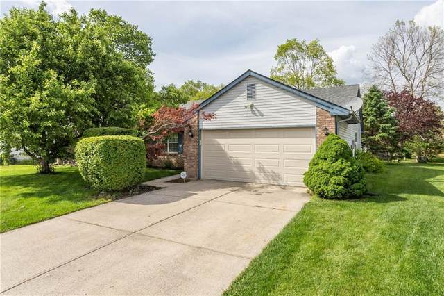 7441 Iron Rock Road, Indianapolis, IN 46236 (MLS #21786477) :: Mike Price Realty Team - RE/MAX Centerstone