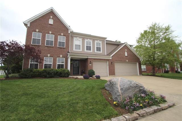 5800 Kenwood Way, Plainfield, IN 46168 (MLS #21786491) :: Mike Price Realty Team - RE/MAX Centerstone