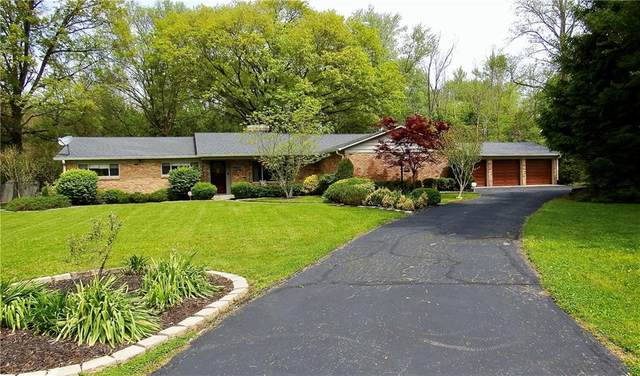 6620 N Blossom Lane, Indianapolis, IN 46278 (MLS #21786520) :: Mike Price Realty Team - RE/MAX Centerstone