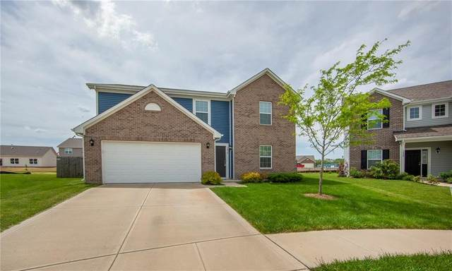 1819 Maplewood Court, Pendleton, IN 46064 (MLS #21786525) :: Mike Price Realty Team - RE/MAX Centerstone
