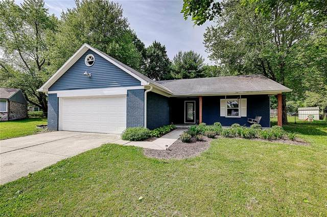 8050 Hollow Creek Court, Indianapolis, IN 46268 (MLS #21786550) :: RE/MAX Legacy
