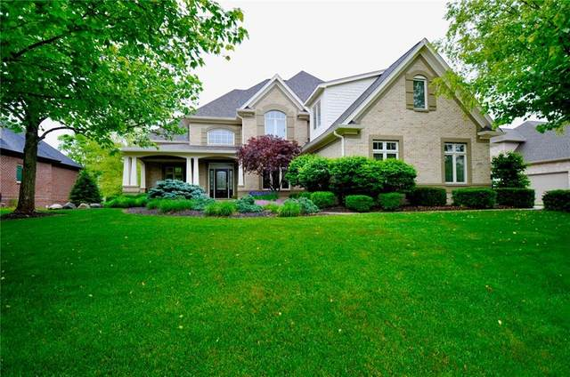 16565 Brookhollow Drive, Westfield, IN 46062 (MLS #21786601) :: Keller & Corbett Real Estate
