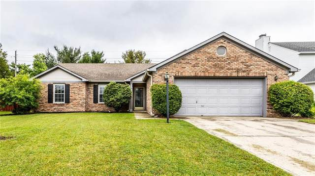 6368 Hillview Circle, Fishers, IN 46038 (MLS #21786614) :: Dean Wagner Realtors
