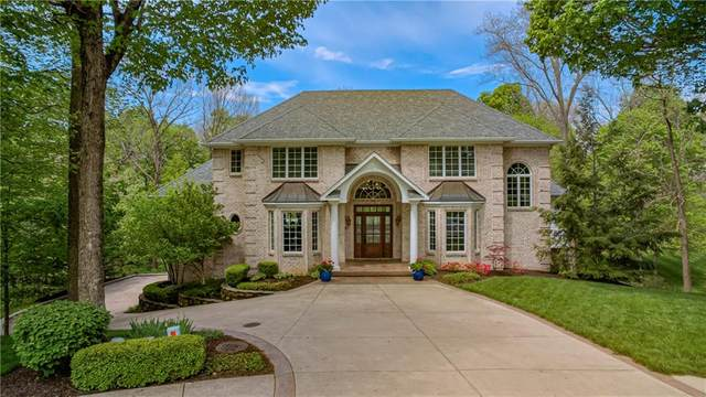 6145 Creekside Court, Avon, IN 46123 (MLS #21786622) :: Mike Price Realty Team - RE/MAX Centerstone