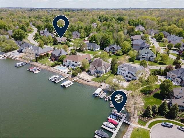 12975 Coastline Court, Fishers, IN 46055 (MLS #21786646) :: RE/MAX Legacy
